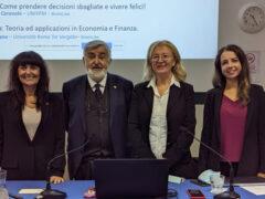 Conferenza Neuroeconomia al Perticari di Senigallia