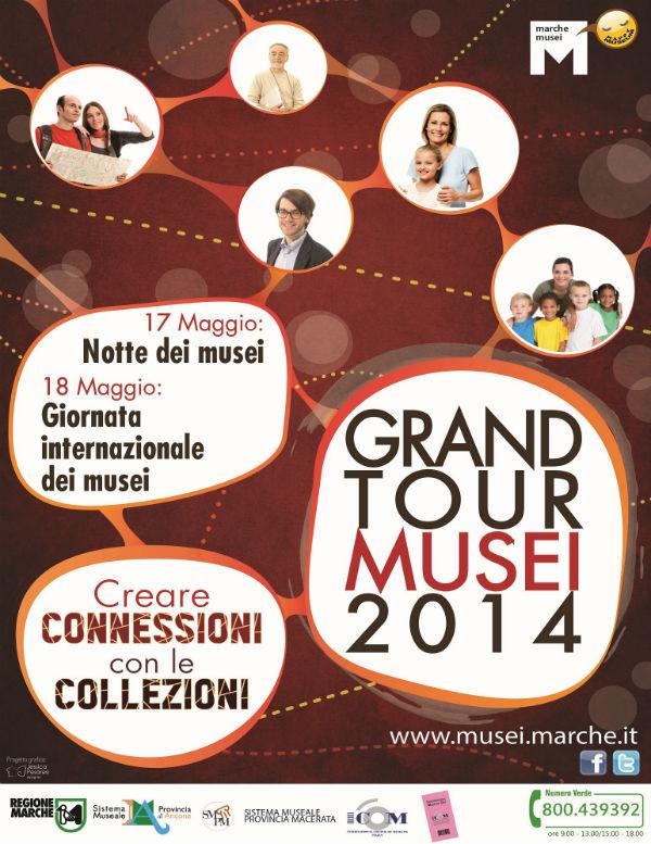 manifesto Gran Tour 2014
