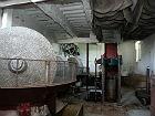Le macine in pietra dell'Antico Molino Patrgnani di Corinaldo