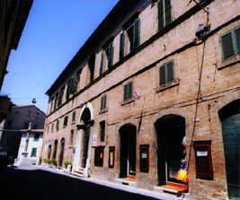 Palazzo Padri  Conventuali