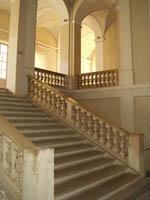 Scalinata interna Pinacoteca