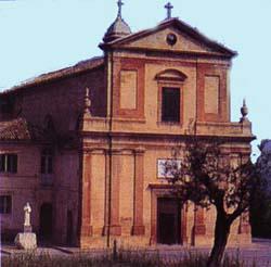 Santuario Santa Maria Apparve