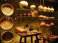 utensili e ceramiche da cucina