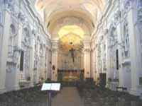 San Francesco di Paola, interno barocco